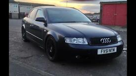 Audi A4 1.9 PD 5 speed 2002 £600 no offers