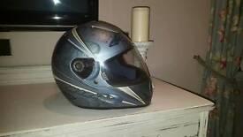 Shark Butterfly S800 womens motorcycle helmet