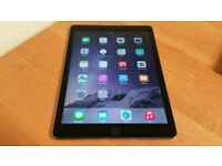 Apple iPad Air Tablet 16GB Wi-Fi 9.7inch Space Grey - Great Condition