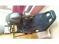 Thrustmaster t150 and playseat