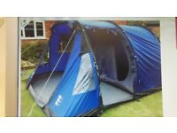 Camping bundle. HiGear Tent, stove, windcheaters much more