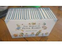Collection of Peter Rabbit books