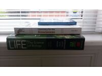 Life Sciences Books for sale
