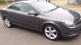 Convertible Astra twintop sport