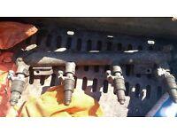 Vectra 2.2 Sri fuel rail and injectors
