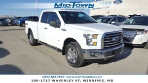 2015 Ford F-150 S/CAB XLT