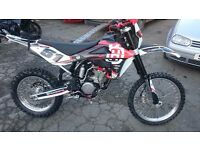 2013 Husquvarna TE 310 Enduro PX and Delivery possible