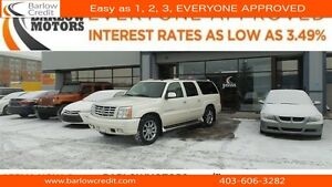 2006 Cadillac Escalade ESV *EVERYONE APPROVED*APPLY NOW DRIVE NO