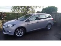 Ford focus estate 2013 automatic petrol 1.6l