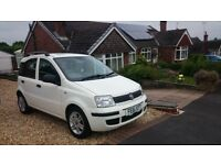 """Fiat Panda 1.2 petrol """"my life"""" 61reg. Low miles 30k immaculate all round condition. Full History."""