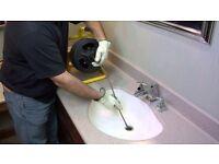 Sink unblocker in the London area