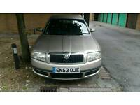 Skoda superb 1.9 tdi 130bhp