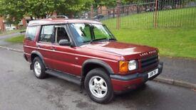 Land Rover Discovery 2000 auto petrol/LPG 4.0 v8 9 months mot