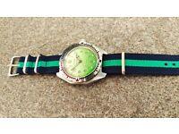 Vostok (Boctok) Amphibia diver CCCP/USSR/Soviet retro vintage watch mechanical