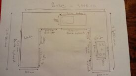 Complete kitchen - 16 units - Fridge, freezer, oven, dishwasher and microwave
