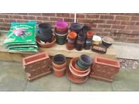 Pots / Compost