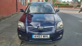 Toyota Avensis T4 D4D 2.2 2007 - 71780miles - Great condition - High Spec - 17inch Alloys