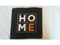 """""""Home"""" 16"""" cushion cover and inner"""