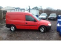 Vauxhall Combo 2008, Excellent Condition, Very Economical