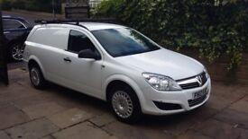 2012 / 12 PLATE Vauxhall Astravan 1.7CDTi 16v ecoFLEX (110PS) Club Panel Van 1686cc £3495.00 NO VAT