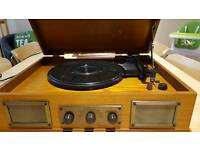 Steepletone Turntable plus