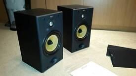 B&W Bowers & Wilkins 601 S2 Series 2 Hifi Audiophile Speakers