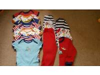 Boys clothes bundle 18-24m