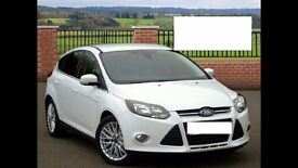 Ford Focus 1.6TDCI Zetec Appearance Pack Stop Start Full History Immaculate