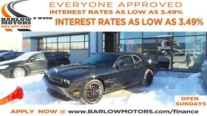 2012 Dodge Challenger SXT ** Winter Special ** EVERYONE APPROVED