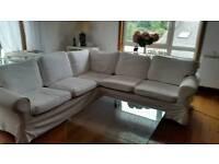Ikea ektrop corner sofa