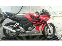 WANTED HONDA CBR 125R 04-07 NEEDED FOR FAIRINGS FRONT END