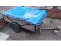 6ft x 4 ft box trailer