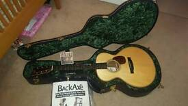 froggy bottom m deluxe acoustic guitar with k k pure mini cost £8000