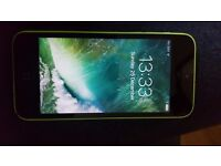 Iphone 5C 16gb O2/tesco network - Maybe unlocked