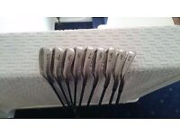 Titliest DCI 981 irons 3-SW