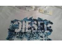 Womens Diesel t-shirt