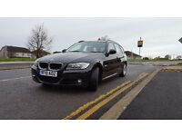08/2010 BMW 318d,Leather,Touring, Facelift Model, Diesel, 6 Speed Manual Gearbox.