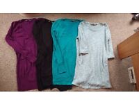 New Look maternity long line jumpers
