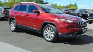 2016 Jeep Cherokee LIMITED - SAFETYTEC & TECHNOLOGY GROUP