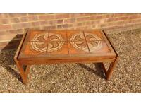 Vintage / Retro Tiled Coffee Table