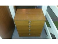 Schreiber 4 draw chest of draws