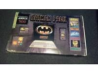 Commodore Amiga batman pak