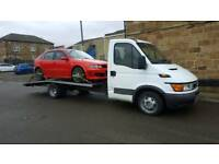 Recovery and transport services from £30