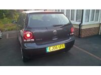 VW Polo 1.2 2 Owners including me, well maintained