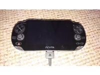 Ps vita for sale, comes with charger...in excellent condition