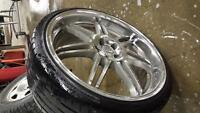 19 inch Privat VW rims