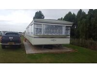 6 betth caravan for rent in ingoldmells