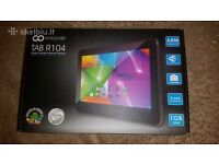 """10.1 """" Go clever tablet - mint condition"""