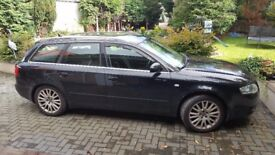 Audi A4 SE 2.0 TDI estate, 139k MOT March 2018