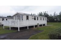 CRAIG TARA AYR 8 berth luxury prestige plus caravan